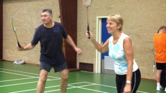 Gratis kennismaken met badminton